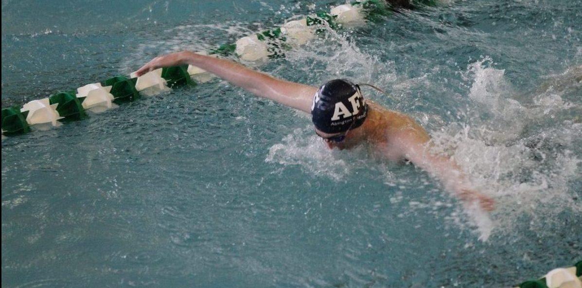 Varsity Boys Swimming