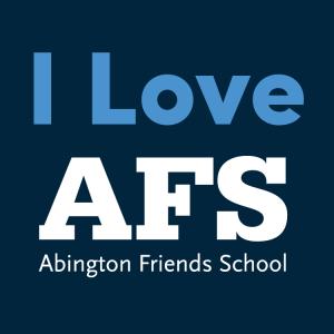 I love Abington Friends School